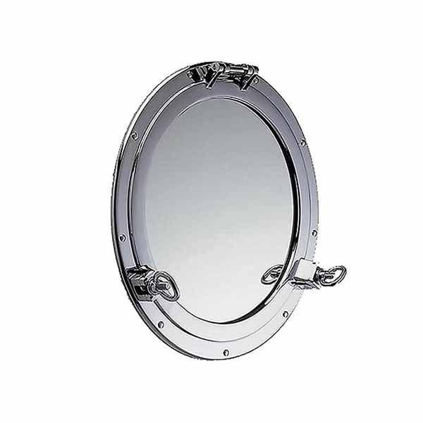 Sm Porthole Mirror (8.5″) – Shiplights