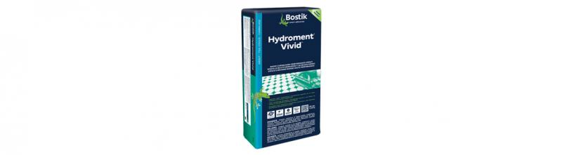 Hydroment Vivid | Rapid Curing High Performance Grout | Bostik