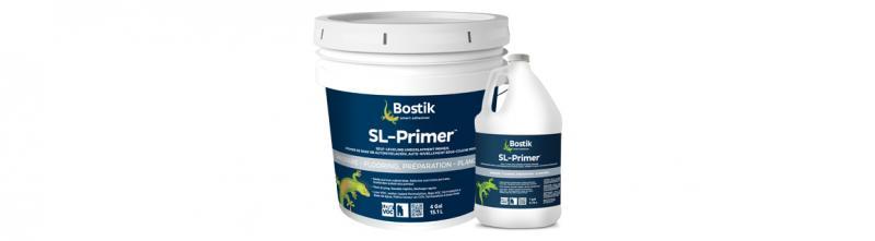 SL-Primer™   Self-Leveling Underlayment Primer   Bostik