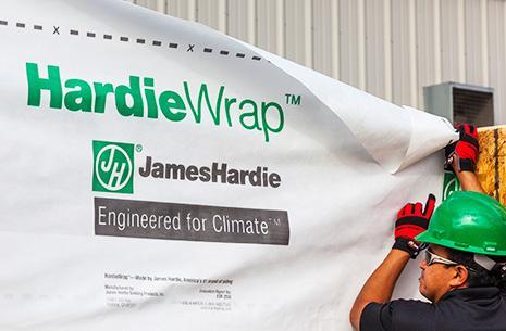 HardieWrap Weather Barrier | James Hardie