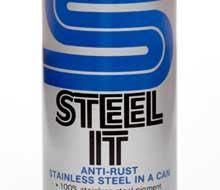 Aerosols   - Protective Coating Systems, Anticorrosion Products, Protective Paint for Metal Wood & Plastic Surfaces from STEEL-IT®