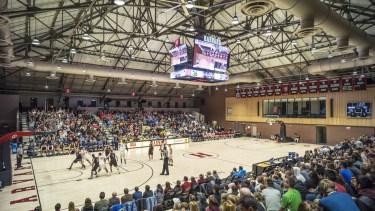 Harvard University's Ray Basketball Pavilion Revitalized - High-Profile : High-Profile