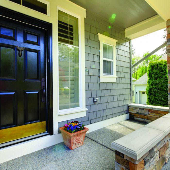 Intruder Resistant Doors - iProtect