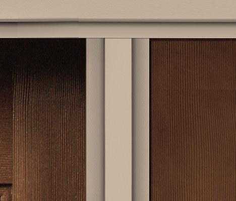 Pre-Finished Door System | Reeb