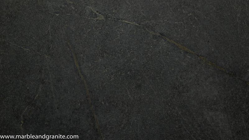 Black Soapstone Slabs - Marble & Granite