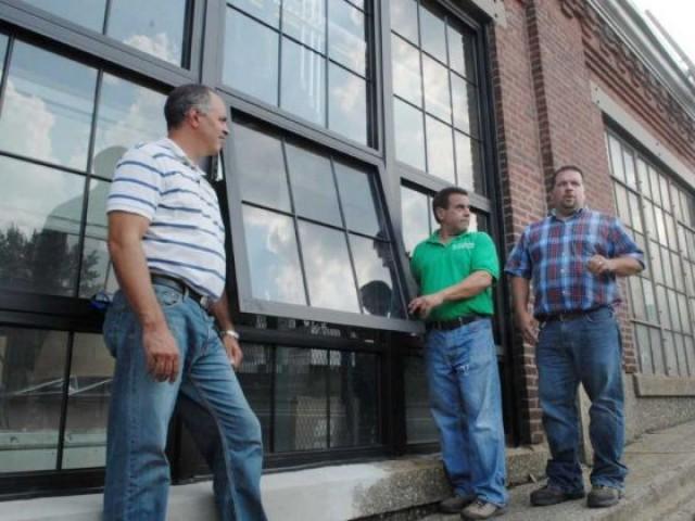 Blast Hazard Mitigation with Blast Resistant Windows