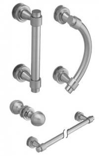 Custom Shower Door Hardware