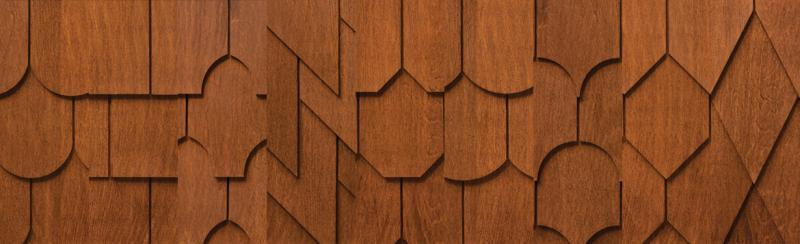 Manufacturer of white cedar shingles   Maibec