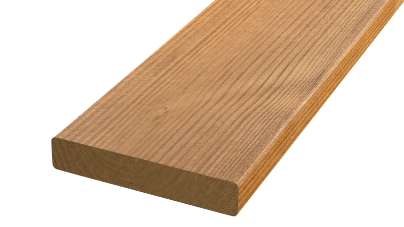 Scots Pine Thermally Modified Wood | Decking | Thermory USA