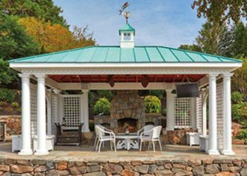 Pavilions | Walpole Outdoors