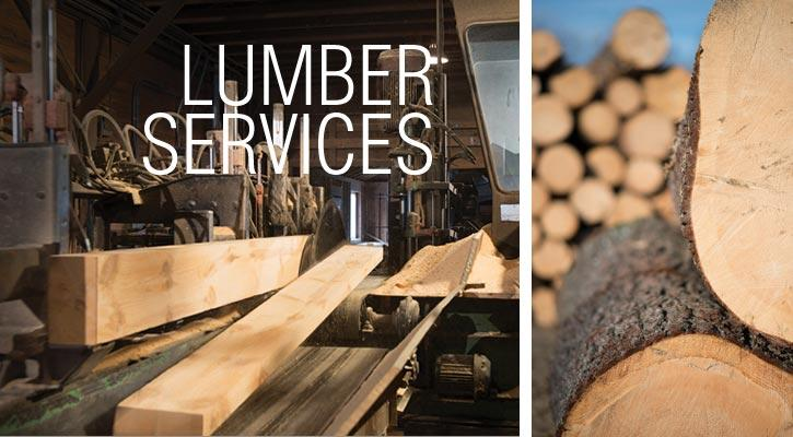 Lumber Services