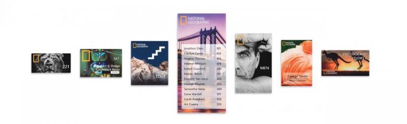 Wall Graphics   Vivid Image-Intense Signage   takeform