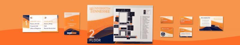 Educational Signage - University & College Signage | Takeform
