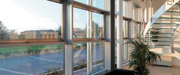 Thermally Broken Windows and Doors-Thermal Break