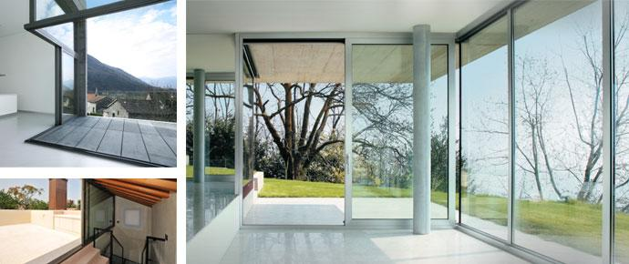 Lift and Slide Door Products