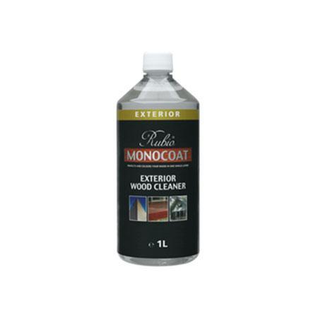Rubio Monocoat : RMC Exterior Wood Cleaner