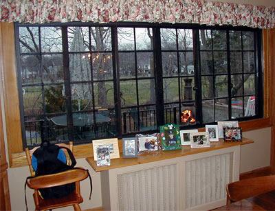 ISliding Storm Window