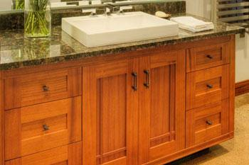 Prairie Style Cabinetry | Crown Point Cabinetry