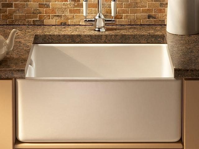 Contemporary Pendle Kitchen Sink | Shaws of Darwen