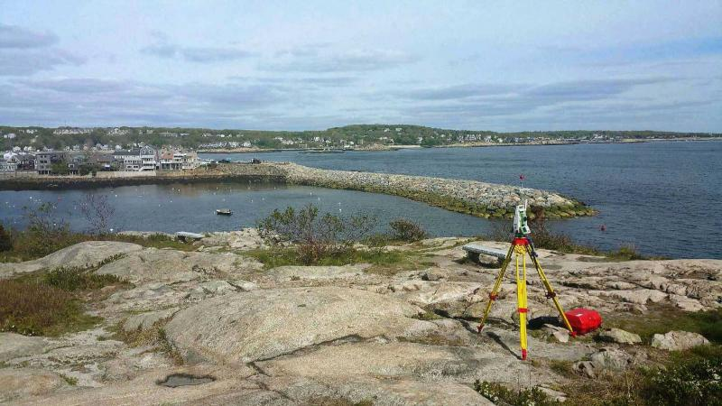 Commercial Land Surveying in MA, NH   Allen & Major Assoc.