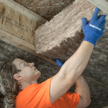 Inner-Safe™ Concealed Space Batt Insulation
