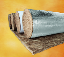 Knauf Atmosphere Duct Wrap with ECOSE Technology