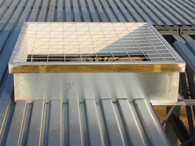 Sunoptics Skylight Commercial Curbs
