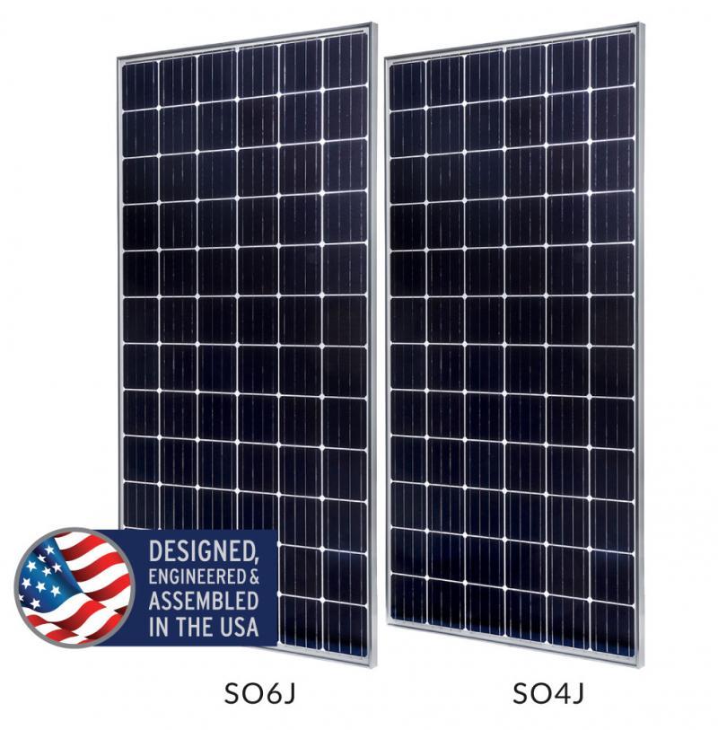 MSE Mono 72 - Mission Solar