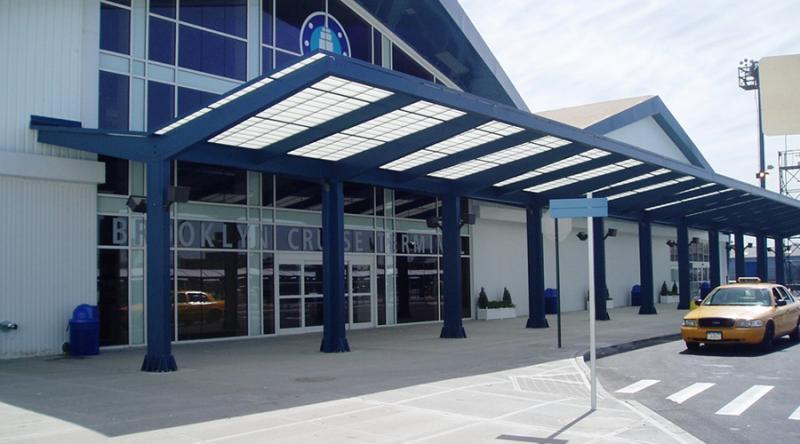 Canopies+Walkways