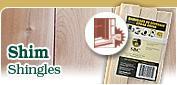 Shim Shingles - Products - SBC