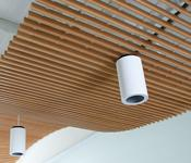 Baffles | Architectural Components Group, Inc. - ACGI - Woods Walls and Wood Ceilings Manufacturer