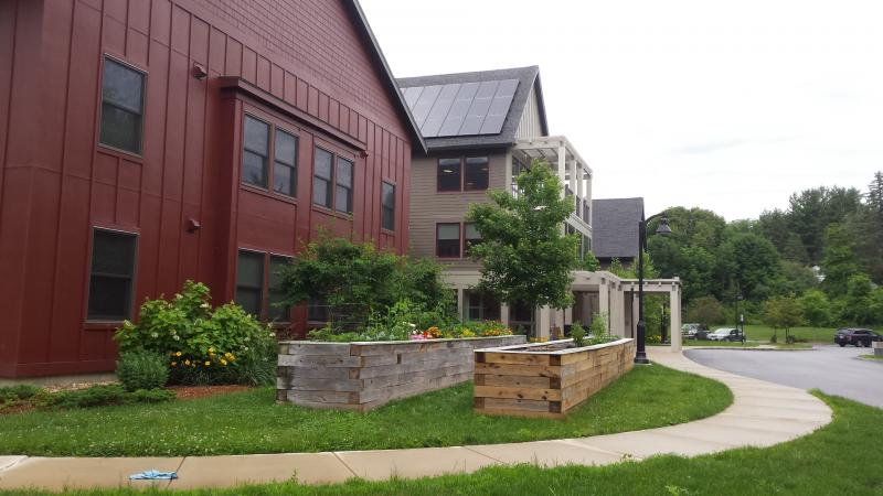 Meridian Associates - Beverly & Westborough, MA - Landscape Architecture