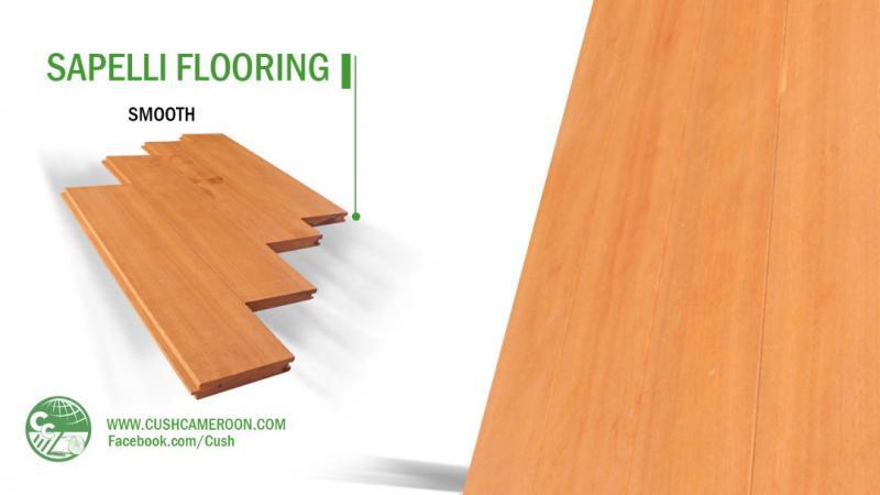 Sapelli, Sapele, Flooring