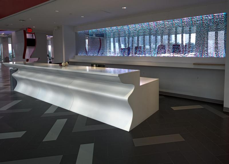 Infinity™ Resin Light-Emitting Panels