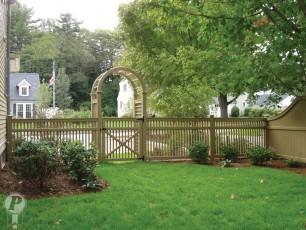 Wooden Fences - Picket