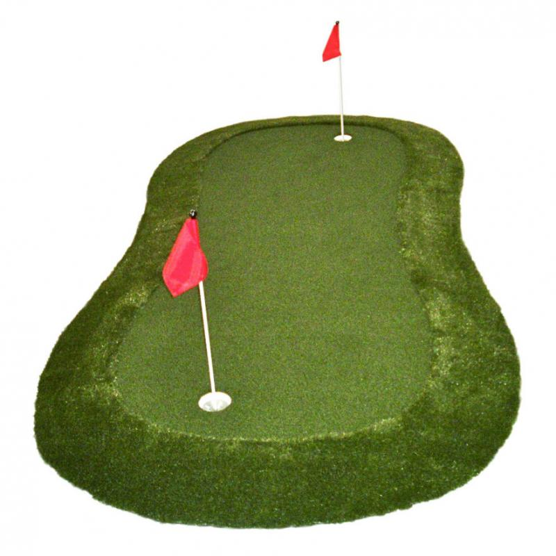 Dave Pelz GreenMaker: Do-It-Yourself Putting Green