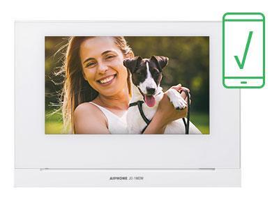 JO Series Mobile App Capable Entry Level Video Intercom