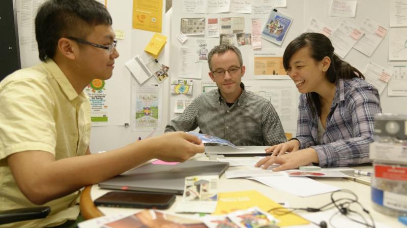 Explore the philosophy + curriculum of IIT Institute of Design | IIT Institute of Design