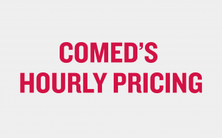 Comed's Hourly Pricing