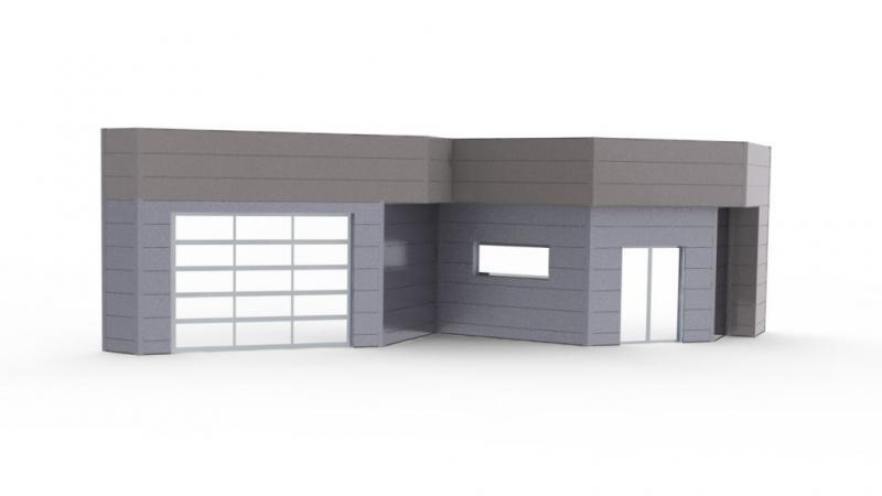 Exterior Architectural Panels | Aluminaire™ | Lenmak | Edmonton, Alberta