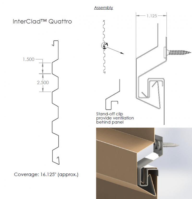 Lenmak Exterior Innovations Inc. | INTERCLAD™