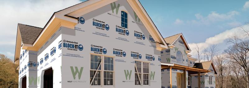 BLOCK-IT House Wrap Insulation