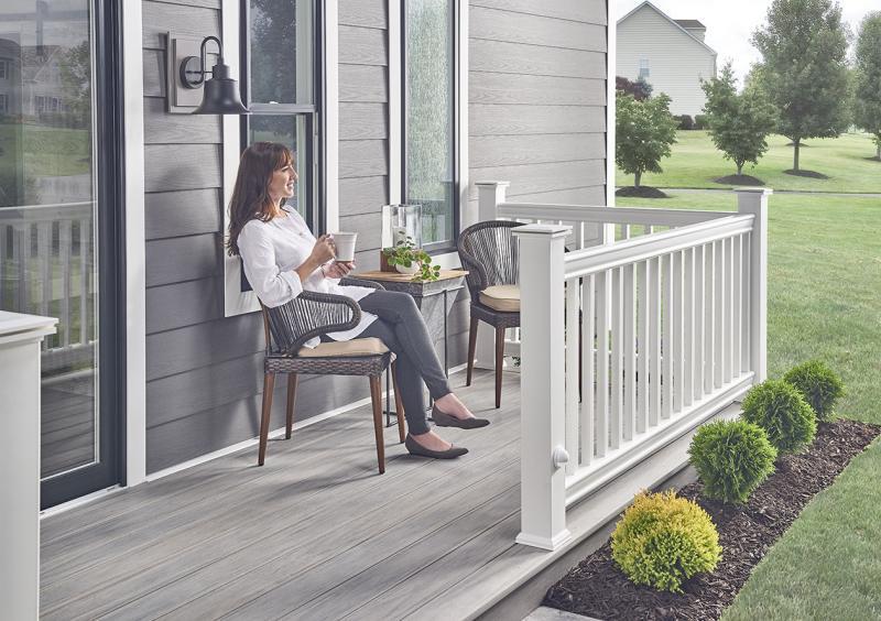 Wolf PVC Outdoor Decking Materials