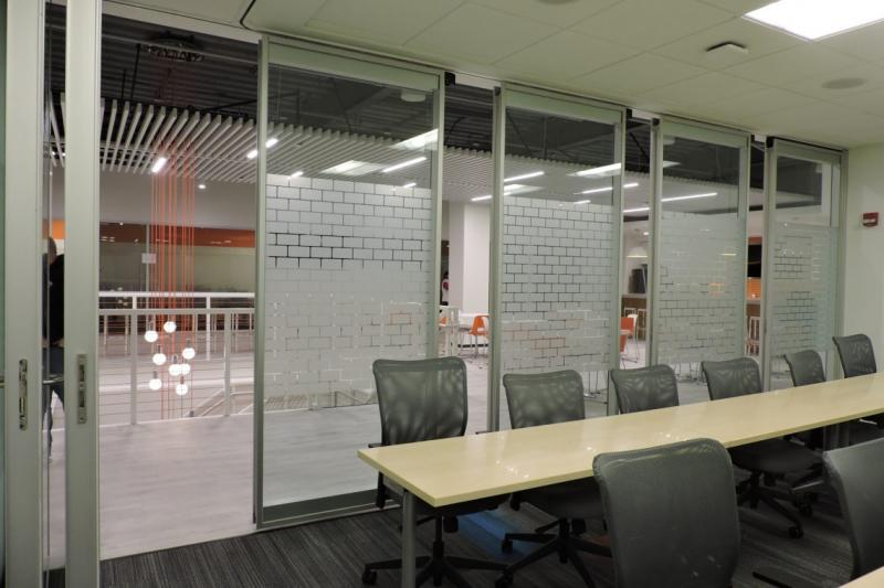 MODERNFOLD Glass Walls and Operable Partitions – Pappas Co