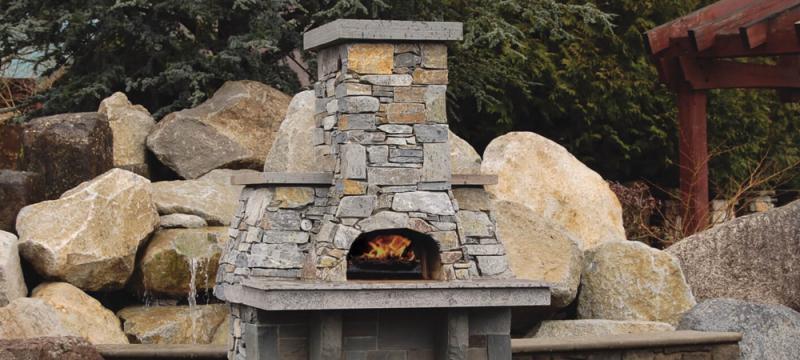 Iso'ven Wood Burning Oven