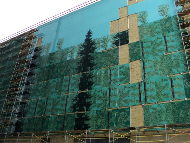 Architectural glass units