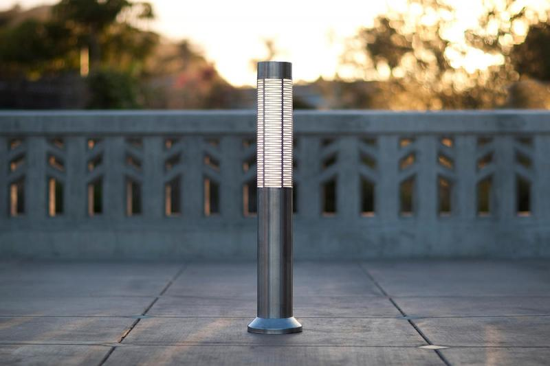 Light Column Bollard | Outdoor | Forms+Surfaces