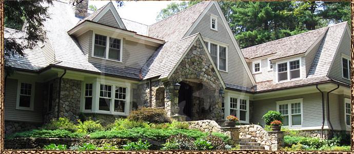 Natural Veneer - New England Blend