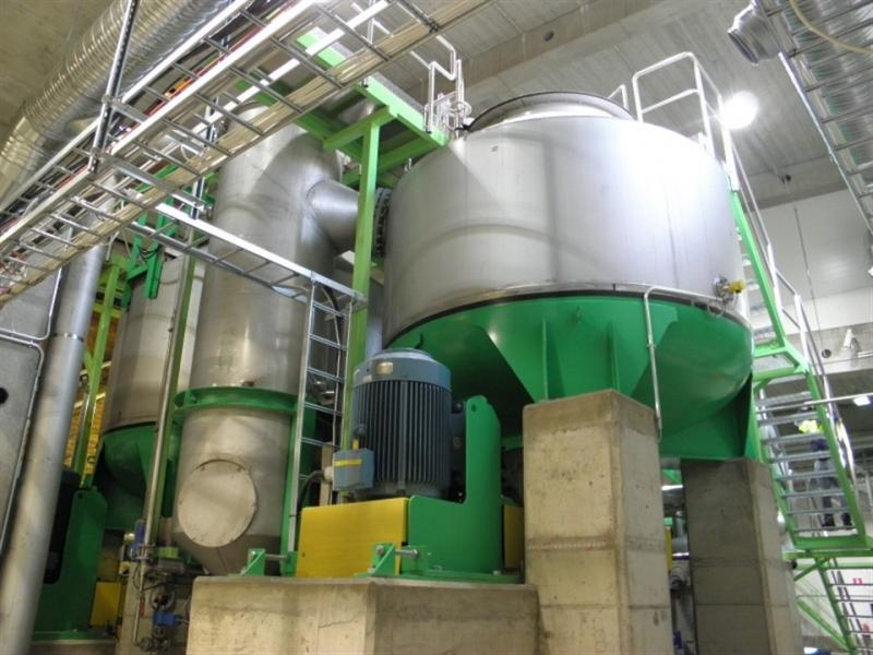 Pulping   Sunstrand Sustainable Materials