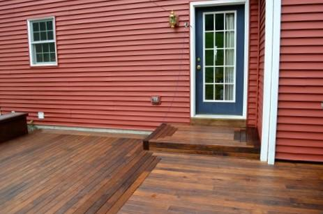 Americana Thermally Modified Real Wood Porch Flooring